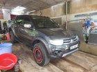 Cần bán Mitsubishi Triton sản xuất 2015, màu xám, nhập khẩu