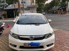 Chính chủ bán Honda Civic sản xuất 2014, màu trắng