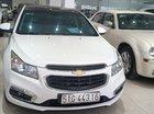 Cần bán xe Chevrolet Cruze LTZ 1.8 sản xuất 2017, màu trắng, odo thấp, xe đẹp hết nấc