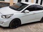 Bán xe Hyundai Accent 1.4 AT năm 2012, màu trắng, nhập khẩu