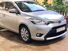 Bán Toyota Vios năm 2016, màu bạc, giá tốt