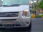 Bán xe Ford Transit sản xuất năm 2016, màu bạc