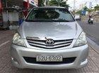 Bán Toyota Innova G năm sản xuất 2009, màu bạc, 1 chủ mua mới