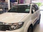 Bán Toyota Fortuner Sportivo 2014, màu trắng, số tự động
