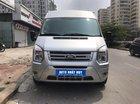 Cần bán xe Ford Transit 2.4L sản xuất năm 2016, màu bạc, giá chỉ 595 triệu
