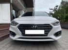 Cần thanh lý Hyundai Accent AT màu trắng đời 2018, xe đẹp, giá cực hot