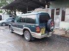 Chính chủ bán Mitsubishi Pajero đời 2001, màu xanh dưa, 156tr