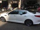 Cần bán xe Kia K5 2.0 đời 2014, màu trắng, nhập khẩu