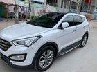 Cần bán lại xe Hyundai Santa Fe 2015, màu trắng chính chủ