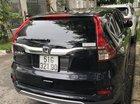 Bán Honda CRV 2.4TG màu đen VIP sản xuất 2016/2017 biển SG 1 chủ sếp chạy 18.000km