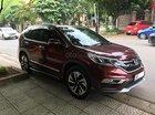 Chính chủ bán xe Honda CR V 2.4 AT đời 2017, màu đỏ