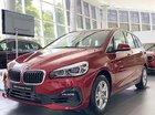 Cần bán BMW 2 Series 218i Gran Tourer sản xuất 2018, màu đỏ, nhập khẩu