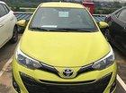 Bán Toyota Yaris 1.5G đời 2019, màu xanh lam, xe nhập