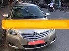 Bán xe Toyota Vios 1.5MT năm sản xuất 2011, màu vàng