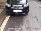 Cần bán Toyota Vios 1.5E năm 2014, màu đen chính chủ, giá chỉ 360 triệu