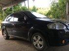 Cần bán Daewoo Gentra đời 2009, màu đen, nhập khẩu