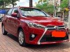 Cần bán gấp Toyota Yaris 1.3AT đời 2014, màu đỏ, nhập khẩu