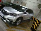 Bán xe Honda CR V sản xuất 2015, màu bạc, chính chủ,