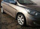 Cần bán xe Hyundai Accent năm sản xuất 2011, màu nâu, xe còn mới đẹp long lanh