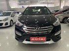 Bán ô tô Hyundai Santa Fe 2.4at đời 2013, màu đen, xe nhập, 725 triệu