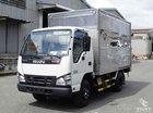 Xe Isuzu QKR 230 2.4 tấn thùng dài 3m7 có máy lạnh theo xe