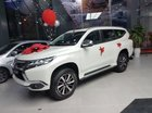 Bán xe Mitsubishi Pajero MT sản xuất 2019, màu trắng, xe nhập