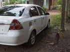 Cần bán lại xe Daewoo Gentra năm 2009, màu trắng