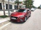 Chính chủ bán Mazda 3 sản xuất năm 2016, màu đỏ, nhập khẩu