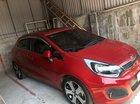Bán Kia Rio năm sản xuất 2014, màu đỏ, xe nhập, full option