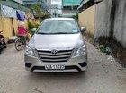 Chính chủ bán Toyota Innova đời 2014, màu bạc, nhập khẩu