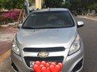 Gia đình bán lại xe Chevrolet Spark LS đời 2015, màu bạc