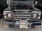 Cần bán lại xe LandRover Defender 2015, màu đen, xe nhập