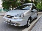 Cần bán Chevrolet Vivant AT 2009, màu bạc số tự động, 205 triệu