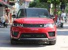 Bán ô tô LandRover Sport HSE 3.0 năm sản xuất 2018, màu đỏ, nhập khẩu
