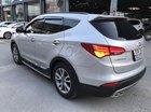 Bán Hyundai SantaFe 2.4AT máy xăng, số tự động, bản tiêu chuẩn nhập Hàn Quốc 2013, biển Sài Gòn chạy 15000km