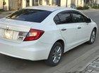 Bán Honda CIVIC 2.0AT màu trắng, số tự động, sản xuất 2016, biển Sài Gòn, 1 chủ, đi 23000km mới 95%