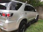 Bán ô tô Toyota Fortuner 2.5G sản xuất 2016, màu bạc chính chủ, giá chỉ 840 triệu