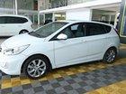 Bán Hyundai Accent Hatchback Blue 1.4AT sản xuất 2015, màu trắng, nhập khẩu