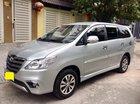 Cần bán Toyota Innova 2014 số sàn, xe nhà không kinh doanh