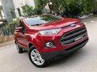Cần bán xe Ford EcoSport 1.5 Titanium 2017, màu đỏ, 568 triệu