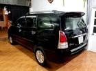 Cần bán gấp Toyota Innova V sản xuất năm 2008, màu đen còn mới