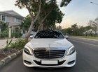 Chính chủ bán xe Mercedes S400L đời 2017, màu trắng, xe đi ít, giá tốt