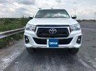 Bán Toyota Hilux 2.4AT, đã qua sử dụng đăng ký tháng 4. 2019, trả góp lãi xuất ưu đãi