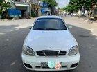 Cần bán xe Daewoo Lanos đời 2002, màu trắng