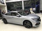 Bán ô tô Honda Civic năm sản xuất 2019, màu bạc, nhập khẩu, giá tốt