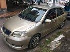 Bán xe Toyota Vios G 2003, màu vàng, giá chỉ 138 triệu
