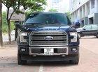 Bán ô tô Ford F 150 Limited năm 2017, màu xanh lam, nhập Mỹ, chạy 2 vạn 7 km