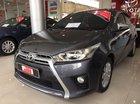 Toyota Yaris G sản xuất 2015, màu xám (ghi) giá cạnh tranh