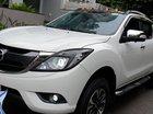 Bán Mazda BT 50 2.2 số tự động đời 2017, màu trắng, nhập khẩu đẹp mới 90%