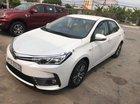 Bán Toyota Corolla Altis 1.8G đời 2018, màu trắng như mới